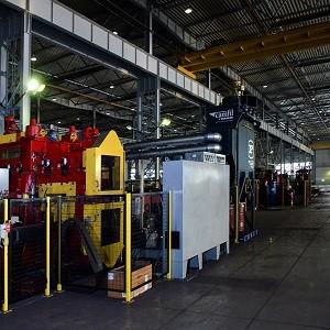 Новосибирский завод резки металла отчитался по итогам полугодия