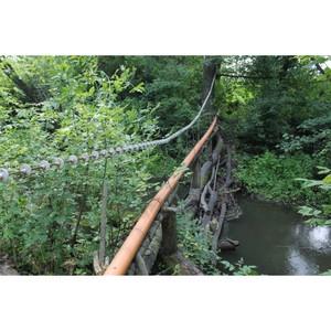 ОНФ выявил факт уничтожения участка русла реки в природном заказнике областного значения