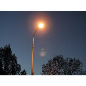 Ивэнерго: улицы населенных пунктов области становятся светлее и безопаснее