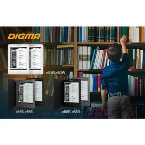 Новые электронные книги Digma: сила знаний