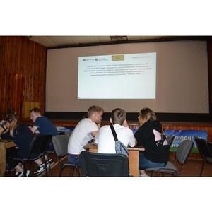 Специалисты Тамбовэнерго провели интеллектуальную игру среди студентов