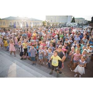 Стойленский ГОК подарит праздник будущим первоклассникам