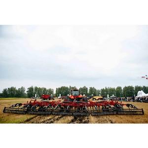«Агро Ралли 2019»: техника CNH Industrial на полях Тамбовской области