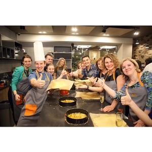 Кулинарные мастер-классы от Вкусотеррии: от азотного мороженого до хинкали