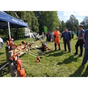 Husqvarna поддержала эколого-туристическую акцию «Зелёное кольцо Подмосковья»