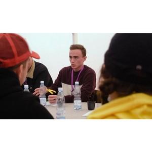 Волонтеры Урала привезли опыт участников всероссийского форума