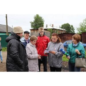 Активисты ОНФ в Коми помогли вернуть мусорные контейнеры в Сыктывкаре