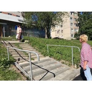 Власти Петрозаводска учли замечания ОНФ по благоустройству аллеи Дружбы