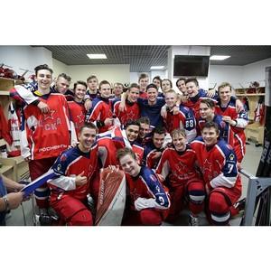 «Байкал Сервис» — спонсор юношеского хоккейного турнира «Мемориал Владимира Крутова»