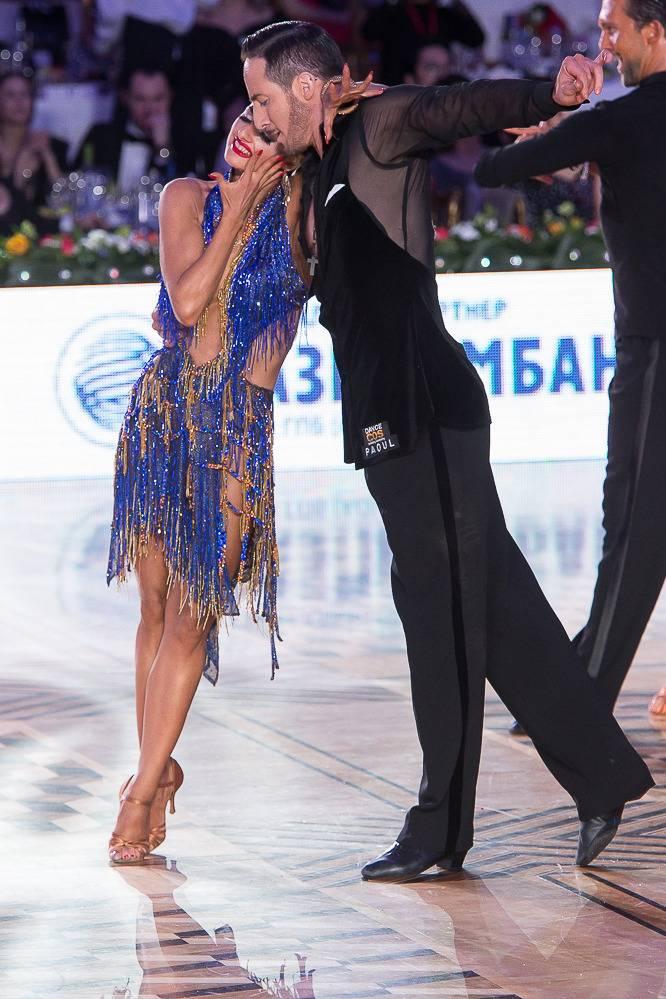 Кубок мира 2019 по латиноамериканским танцам
