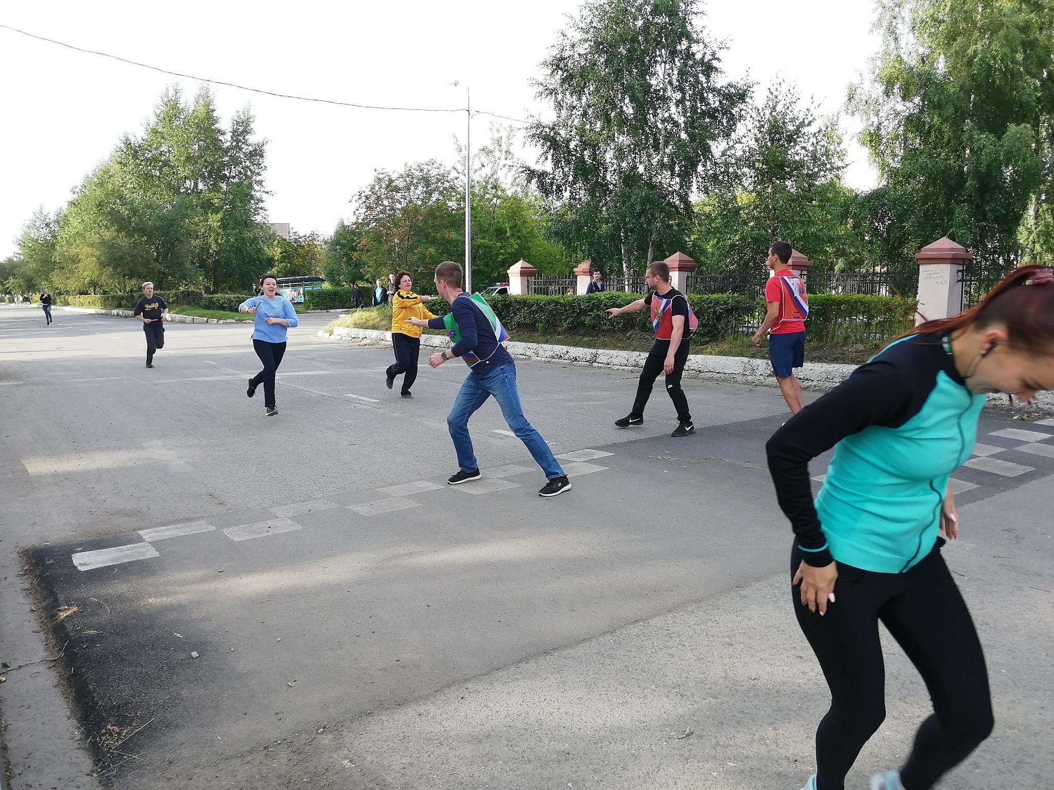 В микрорайоне Северный Нижнего Тагила прошел День города