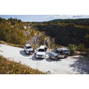 Компания Ключавто провела автопутешествие для клиентов бренда Mitsubishi