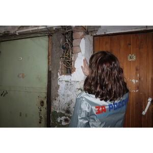 ОНФ в Коми взял на контроль переселение жителей аварийных домов в Сыктывкаре