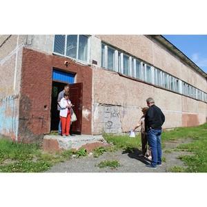 Активисты ОНФ на Камчатке проверили готовность школ к новому учебному году