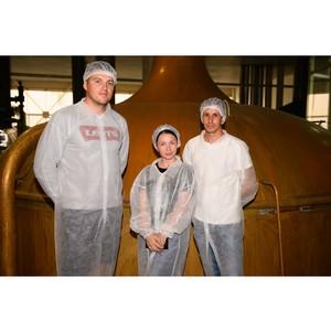 Международный день пива отпраздновали в Ростове-на-Дону на «Балтике»