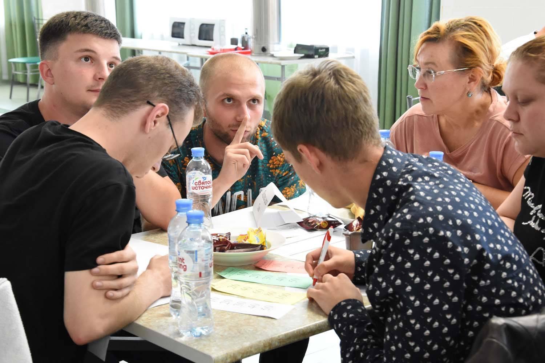 Интеллектуальный поединок провел Совет молодежи ПАО «МЗИК»