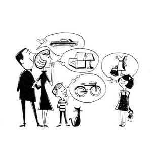 Опрос Левада-центра: Семейные нужды
