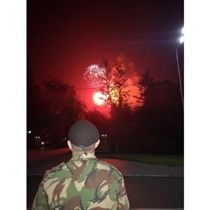 Росгвардия в Туве обеспечила безопасность в День Республики