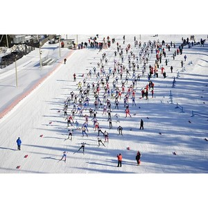 Город Чусовой Пермского края может стать лыжной столицей России