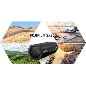 Новая 2 Мп zoom камера Fujinon с распознаванием автомобильных номеров до 1 км