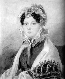 Авдотья Федосеевна Суворова, мать полководца