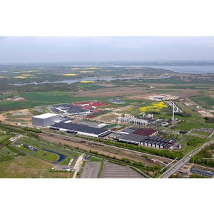 Carlsberg Group сокращает расход воды вдвое на пивоварне в г. Фредерисия, Дания