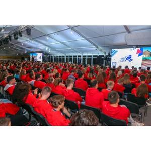 «Территория смыслов» подарила камчатской «Молодежке ОНФ» идеи новых проектов