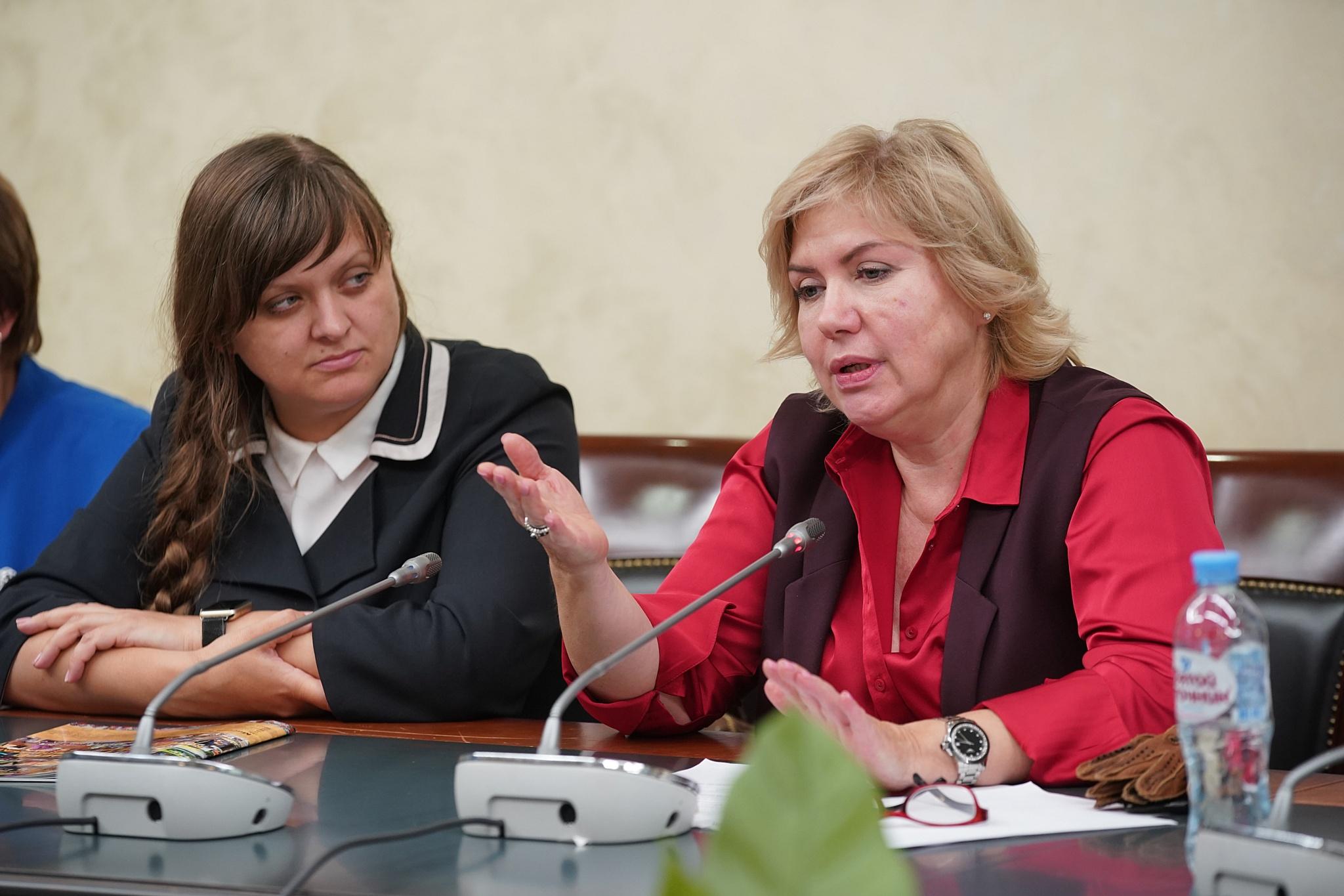Анна Станиславовна Золотаревская делится трендами расширения рынка сбыта (включение российских МСП в цепочки ответственных поставщиков крупных компаний)