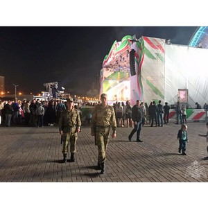 Росгвардия приняла участие в обеспечении безопасности Единого дня голосования