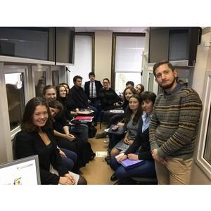 Специалисты «ТрансЛинк» провели открытую встречу-диалог со студентами МГИМО