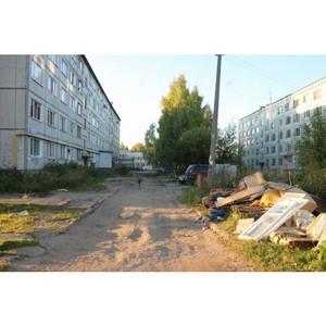 ОНФ просит власти Сыктывкара решить проблемы жителей улицы Национальной