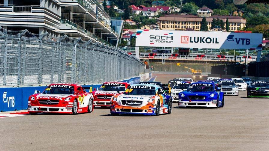 «Формула 1» пройдёт в Сочи в конце сентября