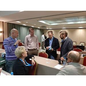 Участникам семинара по RFID представили решения на считывателях Chainway