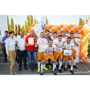 Открытое первенство «Евроцемент груп» по мини-футболу в Липецке