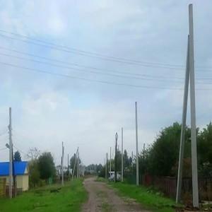 «Саратовские сети» повышают надежность электроснабжения села Выдвиженец