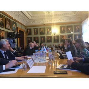 Ректор УРГЭУ Яков Силин принял участие в заседании МСЭ и ВЭО России