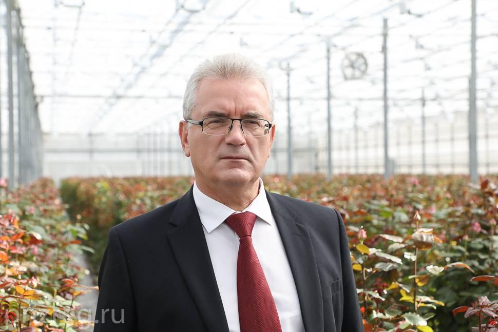 Губернатор Пензенской обл. посетил тепличный комплекс в селе Наровчат