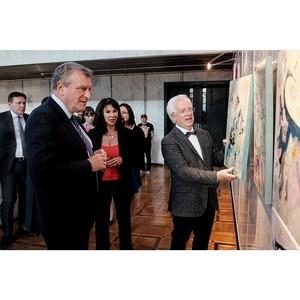Работы Мауро Роберто Гавацци представлены в Кирове