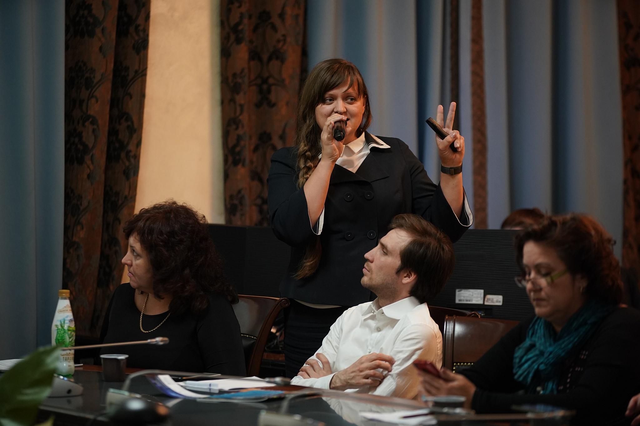 Светлана Геннадьевна Налепова делает обзор и сравнение Социального предпринимательства в международной и российской практике