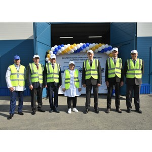 «Балтика-Новосибирск» запустила новые биологические очистные сооружения