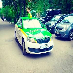 На развитие сервиса «ТаксовичкоФ» в Москве направлено 100 млн рублей