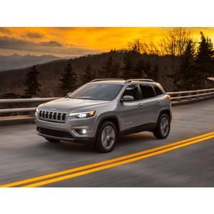 «Балтийский лизинг» предлагает автомобили Jeep с выгодой до 742 000 рублей