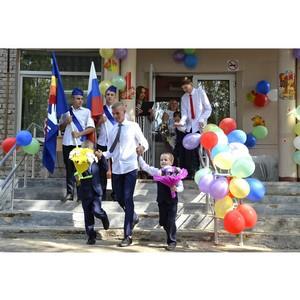 Энергетики Тамбовэнерго поздравили воспитанников подшефного интерната