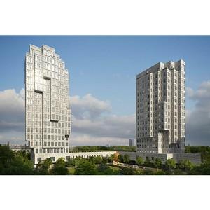 Жилой комплекс из двух башен возведут в Пресненском районе ЦАО Москвы