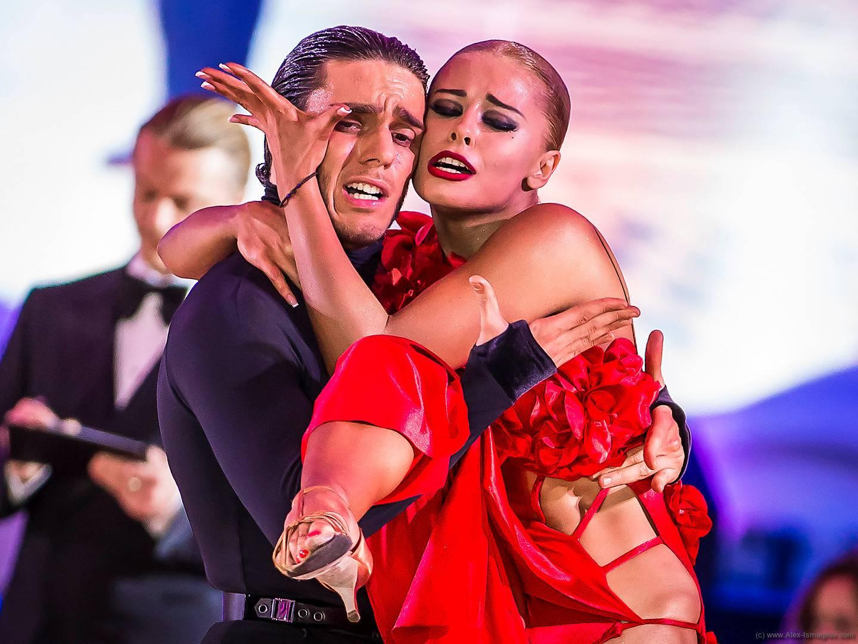 Кубок мира по латиноамериканским танцам 19 октября в Кремле