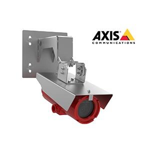 Новые 2 Мп взрывозащищенные видеокамеры с 32х оптическим зумом от Axis
