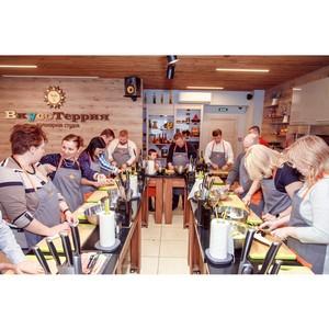 Знаменитый шеф-повар Марко Праццоли выступит в кулинарной студии Вкусотеррия