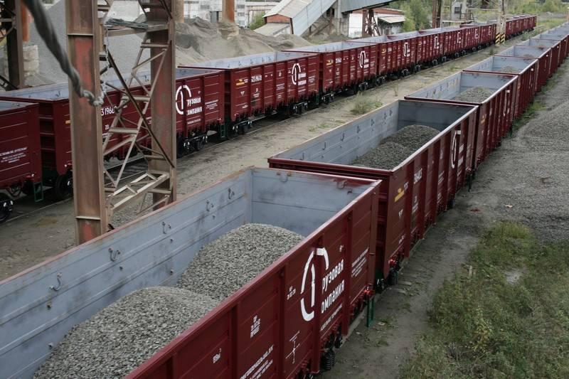 Ростовский филиал ПГК в 4,5 раза увеличил погрузку сыпучих стройматериалов