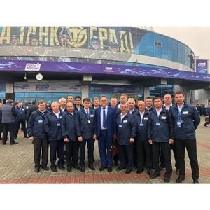 Сотрудник Липецкэнерго вошел в «золотую сотню» энергетиков России