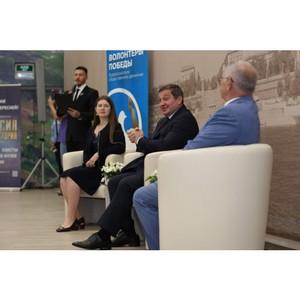 Волгоградская область станет пилотным регионом проекта «Наши Победы»